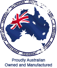 Our green cleaning products are manufactured in Australia